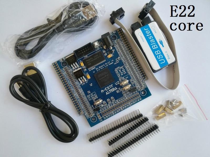 cyclone iv board E22 core board altera fpga board altera board fpga  development board EP4CE22f17C8N