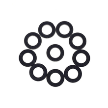 Hot Sale 10pcs/Pack Genuine Gaskets For TOYOTA LEXUS – Oil Drain Plug Gaskets  90430-12031 Black Color Free Shipping