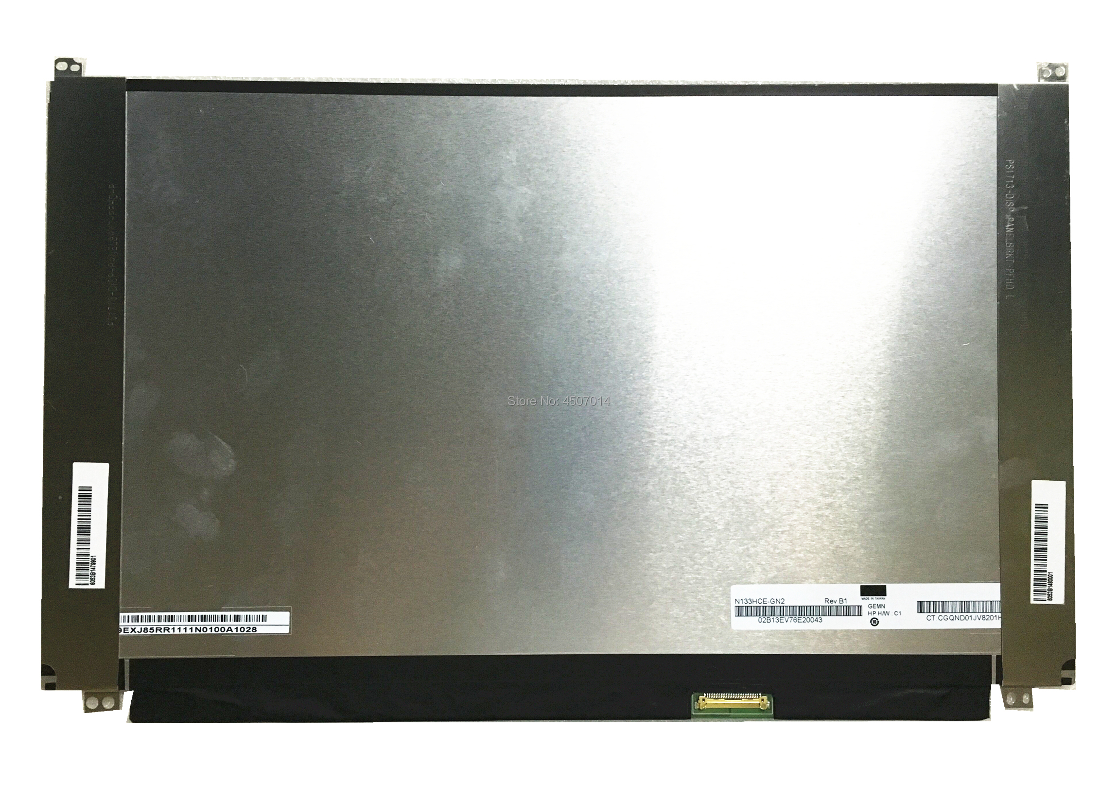 Free Shipping N133HCE-GN2 N133HCE GN2 13.3inch Original Laptop Lcd Screen Free Shipping N133HCE-GN2 N133HCE GN2 13.3inch Original Laptop Lcd Screen