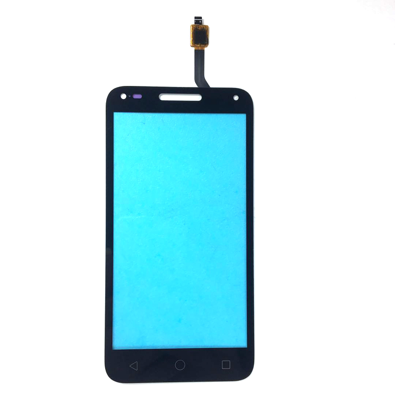 Touch Screen Digitizer Front Glass Panel Sensor Touchscreen For Alcatel One Touch U5 3G 4047D 4047G 4047 OT4047D 3m Sticker