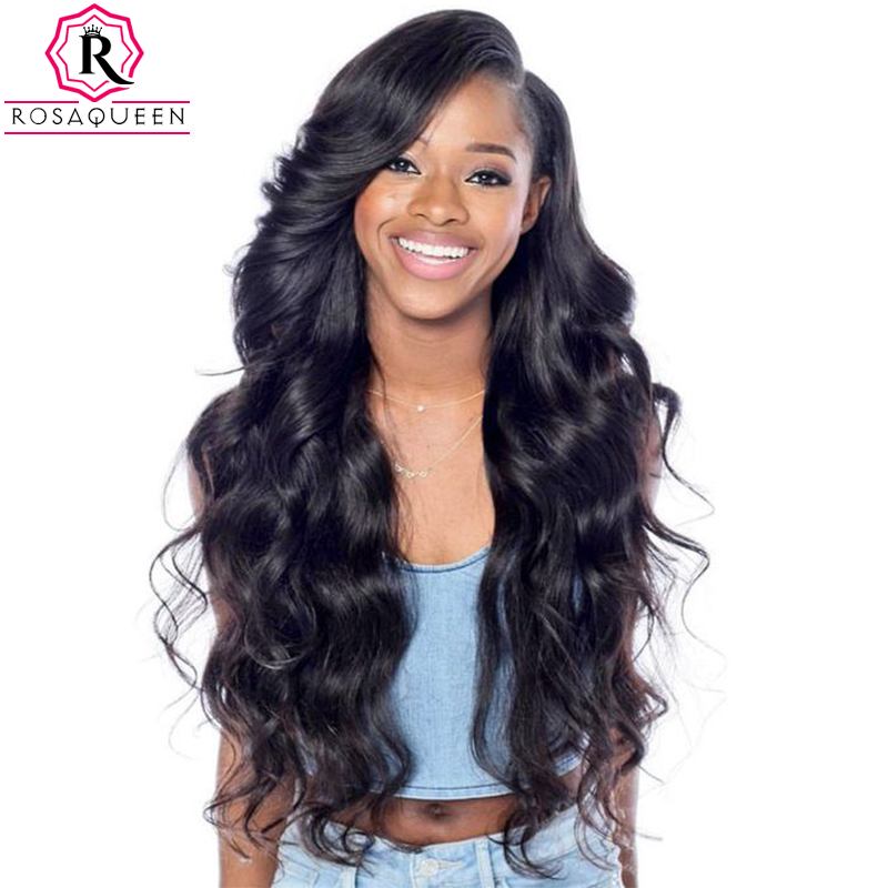 360 Lace Wig 180 Density Full Lace Human Hair Wigs For