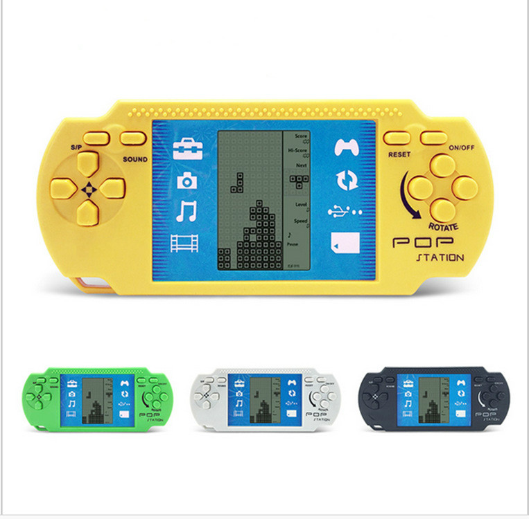 Cdragon Portable Handheld Game Players Gaming Consoles Built In Classic Games For Kids Best Gift Video Game free shipping