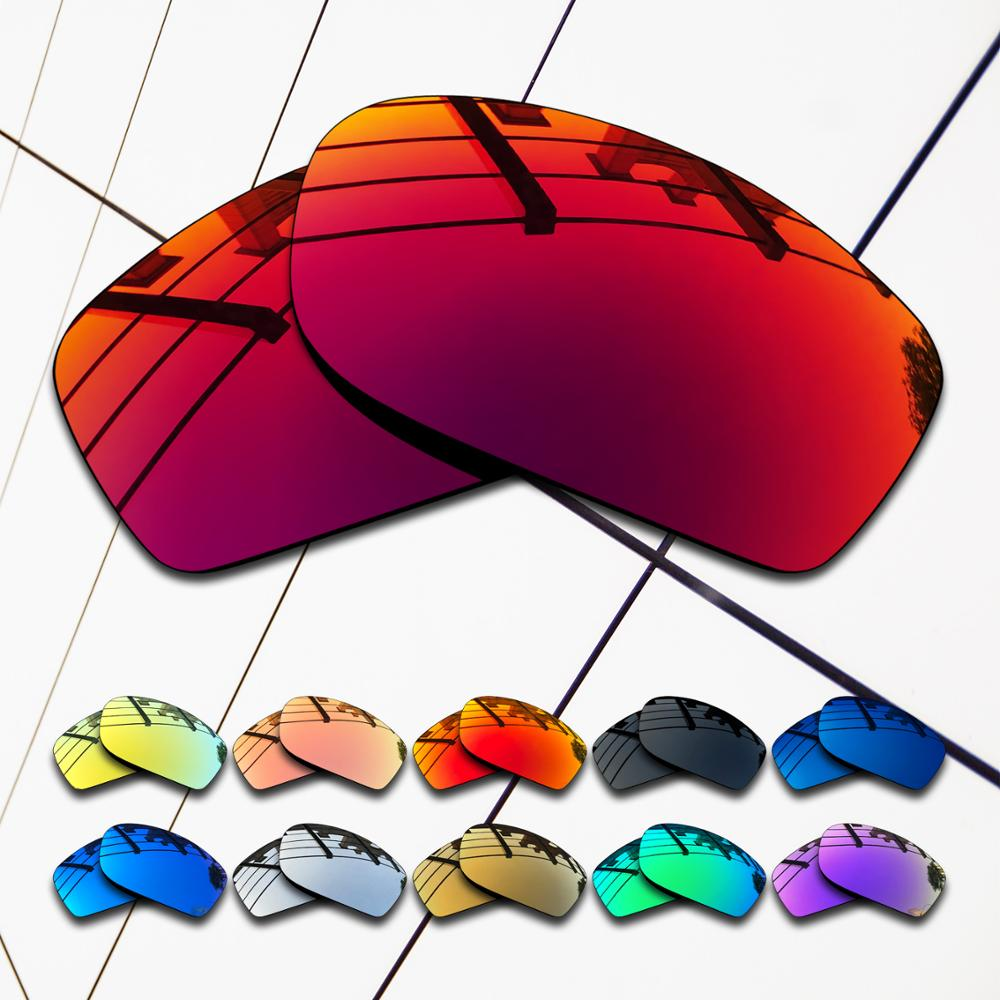 Wholesale E.O.S Polarized Replacement Lenses For Oakley Jawbone Sunglasses - Varieties Colors