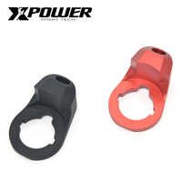 XPOWER Adapter Sling Plate For AEG Airsoft Air Gun M4 AK Ver.2 Ver.3 Gearbox