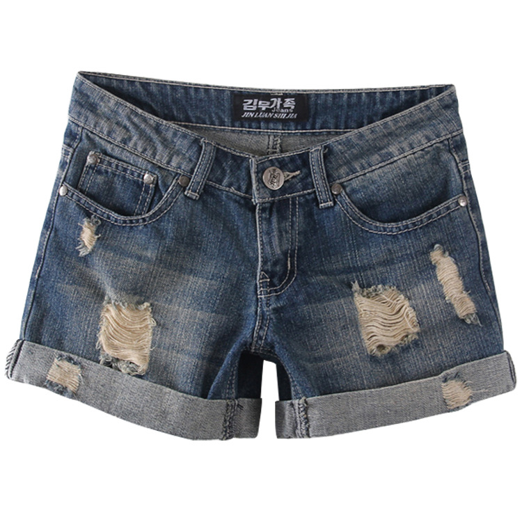 Online Get Cheap Destroyed Denim Shorts -Aliexpress.com | Alibaba ...
