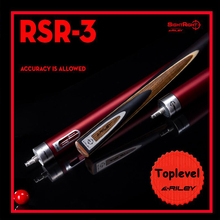 Professional 3/4 RILEY SLGHTRLGHT RSR-3 Snooker Cue High-end Billiard Cue Kit Stick with Case with 2 RILEY Extensions 9.5mm Tip original riley slghtrlght rsr 9e snooker cue high end billiard cue kit stick with case with riley extension 9 5mm tip snooker