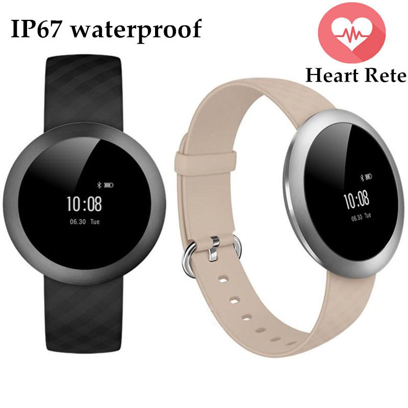 Touch Screen X9 mini Smartband Smart Bracelet IP67 Waterproof Sport Activity Band Fitness Tracker Pedomoter Heart