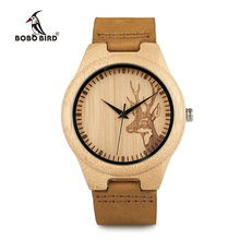 WN20 Bamboo Wooden Watch