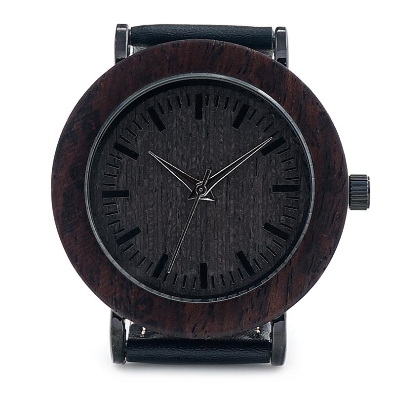 BOBO BIRD Wood Wristwatch Women Watches Genuine Leather Band relogio feminino C-K17 (14)