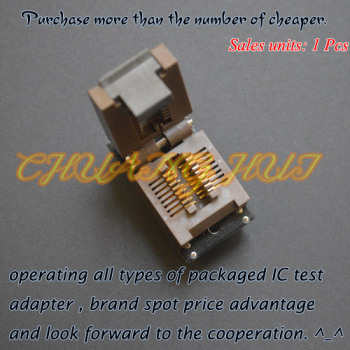 LP-SOP-16PIN Programmer Adapter 150mil SOP16 to DIP16 Adapter