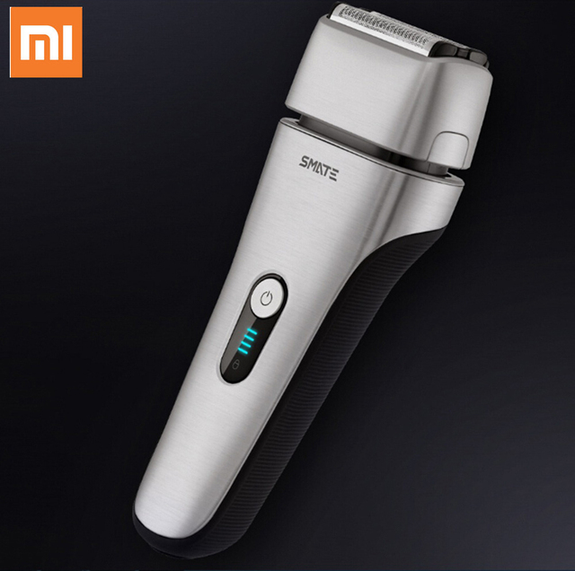 Xiaomi Xumei Four-head Reciprocating Electric Shaver Four Knifes Integrated Shaving System Whole Body Support Water Cleaning