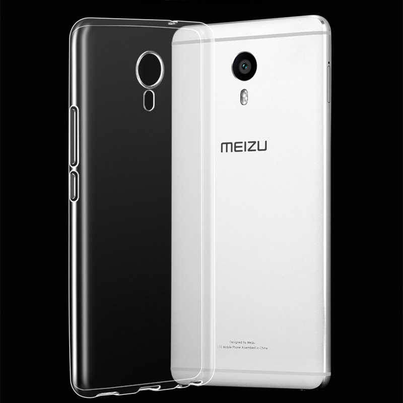 Ultra-Dunne Siliconen Clear Soft Tpu Case Voor Meizu M3 M3S M5 M5S M5C M6 M6s M6t Pro 7 plus Meizu 15 16 Plus C9 Pro M8 Note Case