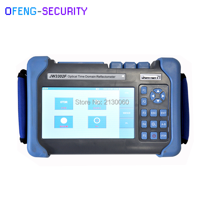 Handheld OTDR JW3302F Optical Time Domain Reflectometer Integrated VFL 1310/1550nm 32/30dB SM High Quality