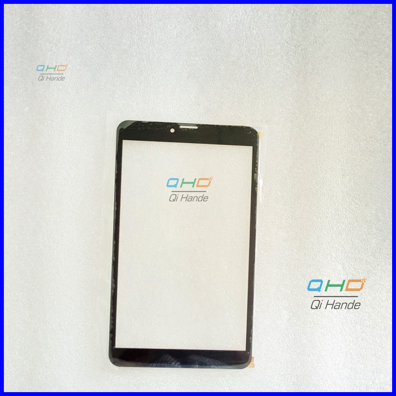 New Touch Screen Digitizer For 8 Ginzzu GT-8010 rev.2 Tablet Touch panel sensor replacement Free Shipping планшет ginzzu gt x770 white rev 2