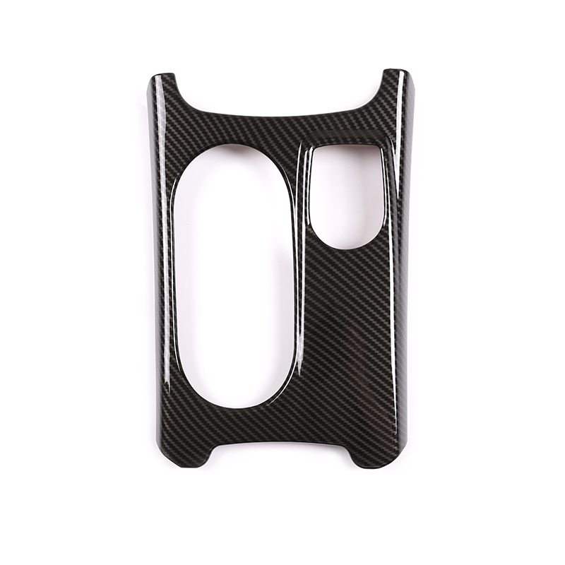 RHD For <font><b>Mercedes</b></font> Benz A/GLA/CLA Class C117 W117 <font><b>W176</b></font> X156 2012-17 AMG Car Accessory ABS Cup Holder Cover Trim image