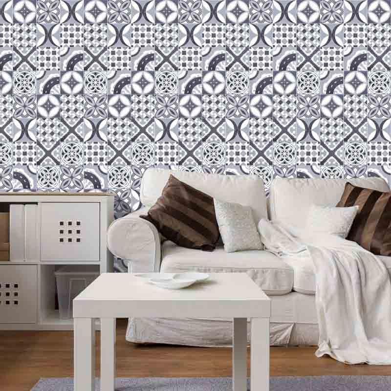 20x500 CM Wasserdichte 3D Boden Wandaufkleber Fashion Fliesen Aufkleber  Selbstklebende Für Wohnzimmer Schlafzimmer Küche Ho