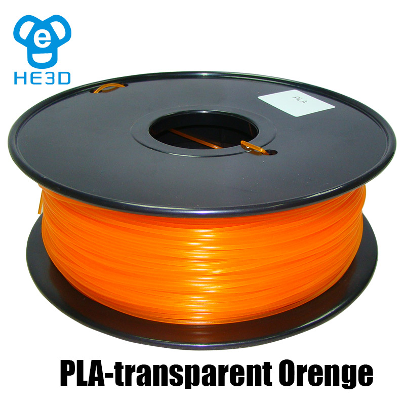 PLA-transparent Orenge