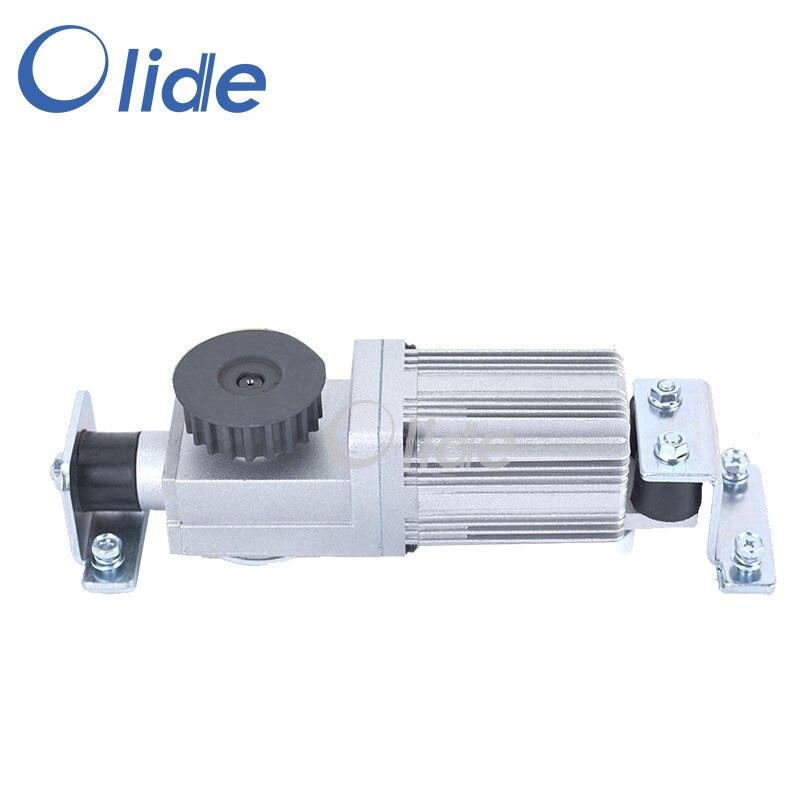 Aluminum Alloy DC24V Brushless Motor Automatic Sliding Door Motor, Automatic Sliding Door Brushless DCServo Square Motor