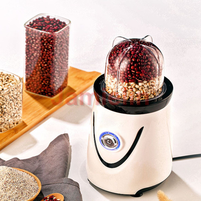 Jamielin Multifunctional Coffee Grinders Grinding Mill Dry Grinding Juice Extractor Food Processor Meat Grinder 1
