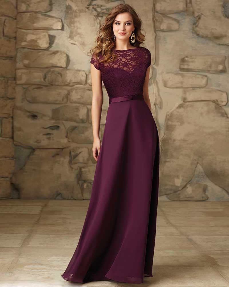 Online Buy Wholesale dark red bridesmaid dress from China dark red ...