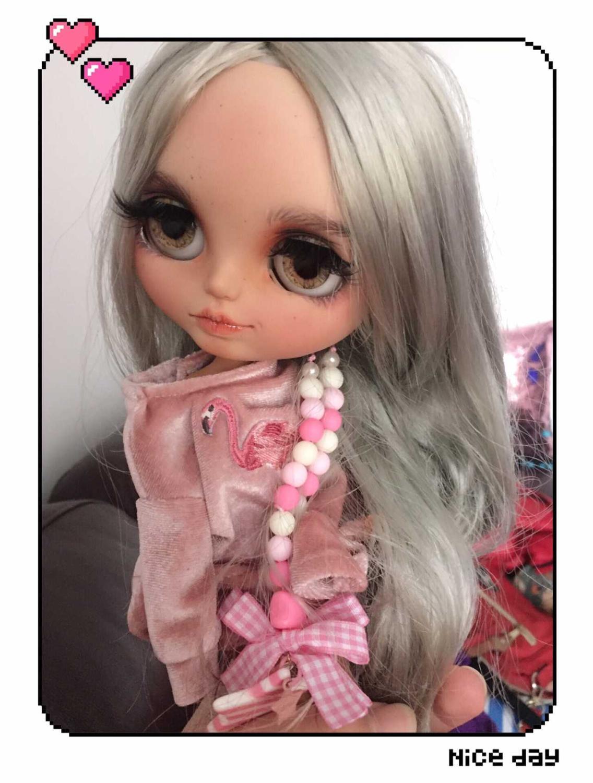 Oyuncaklar ve Hobi Ürünleri'ten Bebekler'de Özelleştirme bebek Çıplak blyth doll Kızlar 2019 611 Için'da  Grup 3