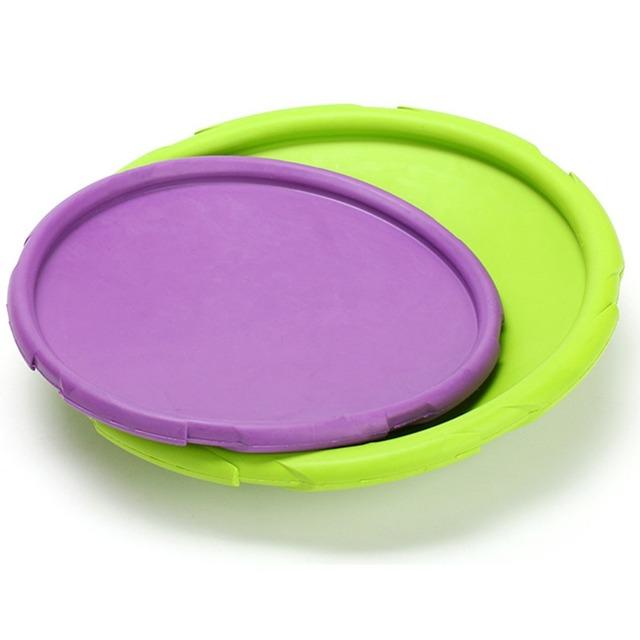 Dog's Rubber Flying Disc