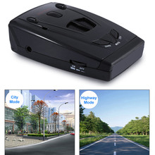 Russian Version Anti Radar Car Detector Laser Upgraded Voice Strelka Alarm System