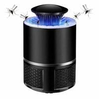 Assassino do mosquito usb elétrica lâmpada assassino do mosquito fotocatálise mudo casa led bug zapper inseto armadilha radiationless 2019 novo|Armadilhas|   -