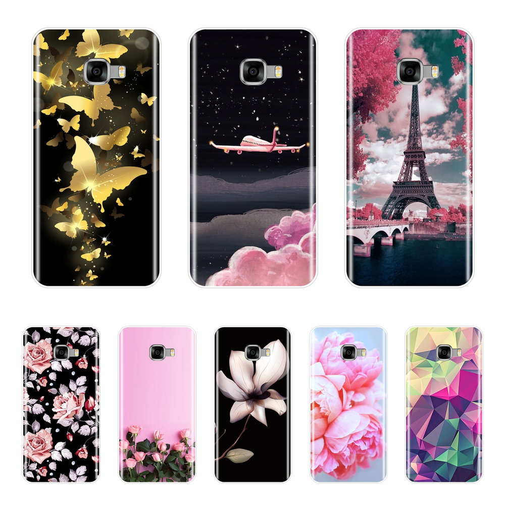 TPU Phone Cases For <font><b>Samsung</b></font> Galaxy <font><b>C5</b></font> C7 C9 Pro Case Silicone Fashion Soft <font><b>Back</b></font> <font><b>Cover</b></font> For <font><b>Samsung</b></font> Galaxy <font><b>C5</b></font> C7 C8 Phone Case image