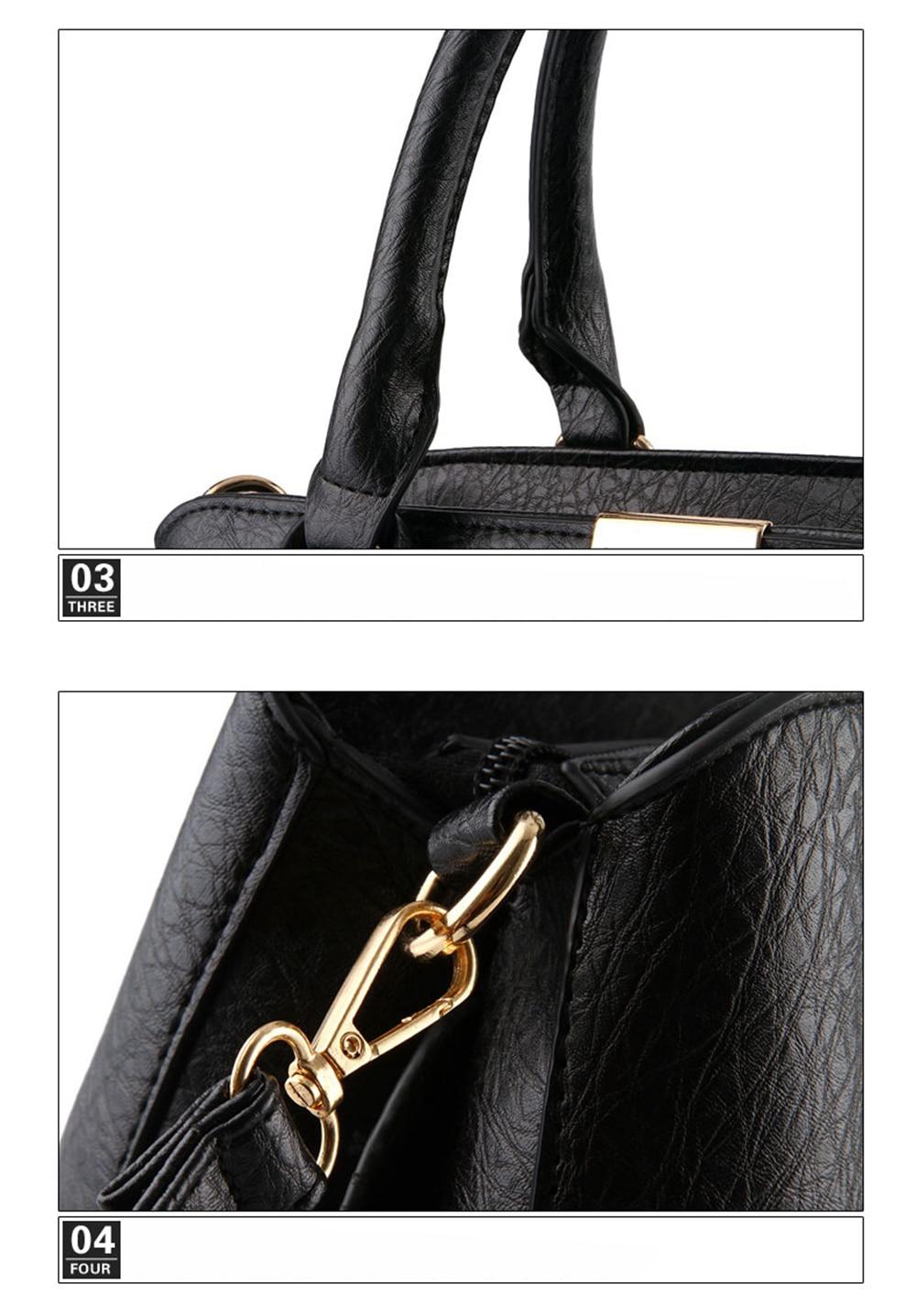Nova moda feminina ombro messenger bags senhoras