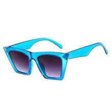 Новые пикантные женские модные туфли-лодочки больших размеров светонепроницаемые очки ретро солнцезащитные очки «кошачий глаз» класса люкс светонепроницаемые очки 3,4