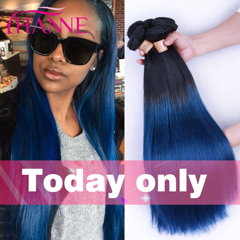 7a brazilian straight hair natural black blue ombre hair weave 4 7a brazilian straight hair natural black blue ombre hair weave 4 bundles rosa hair products ombre brazilian virgin hair straight in hair weaves from hair pmusecretfo Image collections