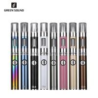 Original Green Sound G3 Vape Kit eGo vaporizer with 900mah 3.0ml Dual Iph&Android charging port Electronic Cigarette vape pen