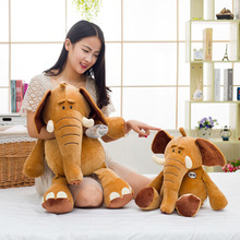 Baby Elephant Pillow Plush 60cm Stuffed Giant Pillows Toys ValentineS Day Gift Soft Animal Throw Sleeping Sleep
