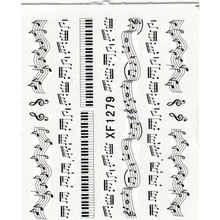 Popular Music Notes Decals-Buy Cheap Music Notes Decals