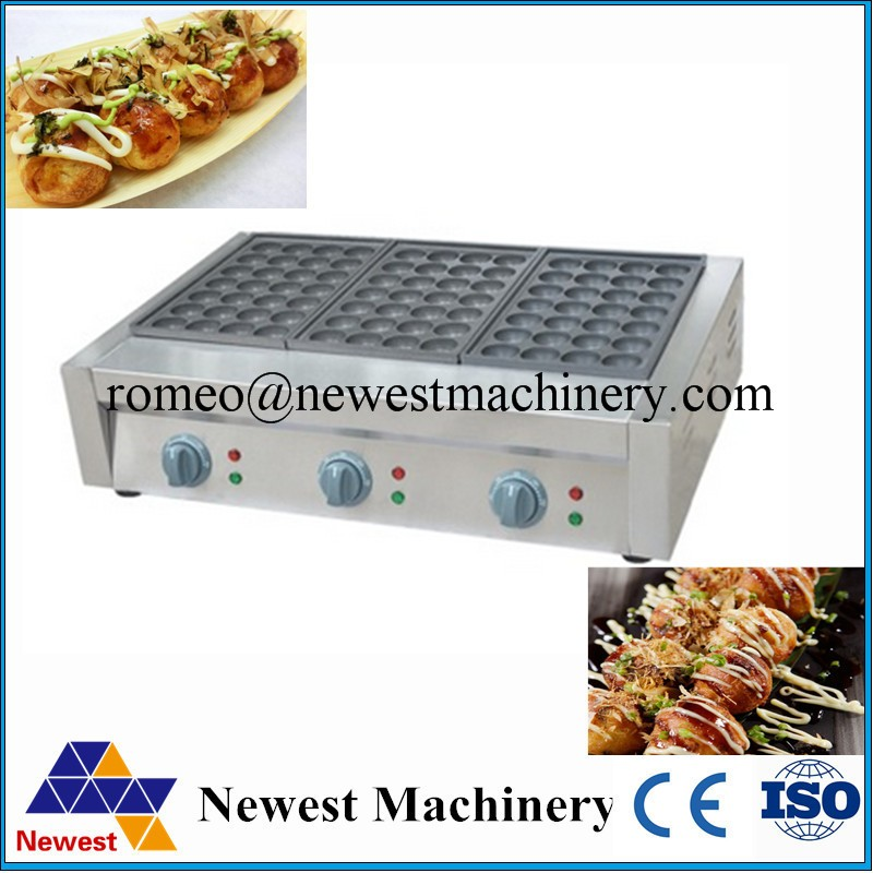 electric takoyaki making machine