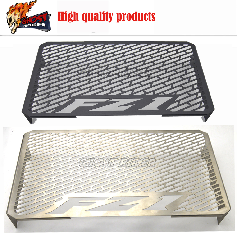 For YAMAHA FZ1 FZ 1000 Fazer FZ 1 2006-2016 2015 2014 Motorcycle Radiator Grille Guard Cover Protector Fuel Tank Protection NeFor YAMAHA FZ1 FZ 1000 Fazer FZ 1 2006-2016 2015 2014 Motorcycle Radiator Grille Guard Cover Protector Fuel Tank Protection Ne