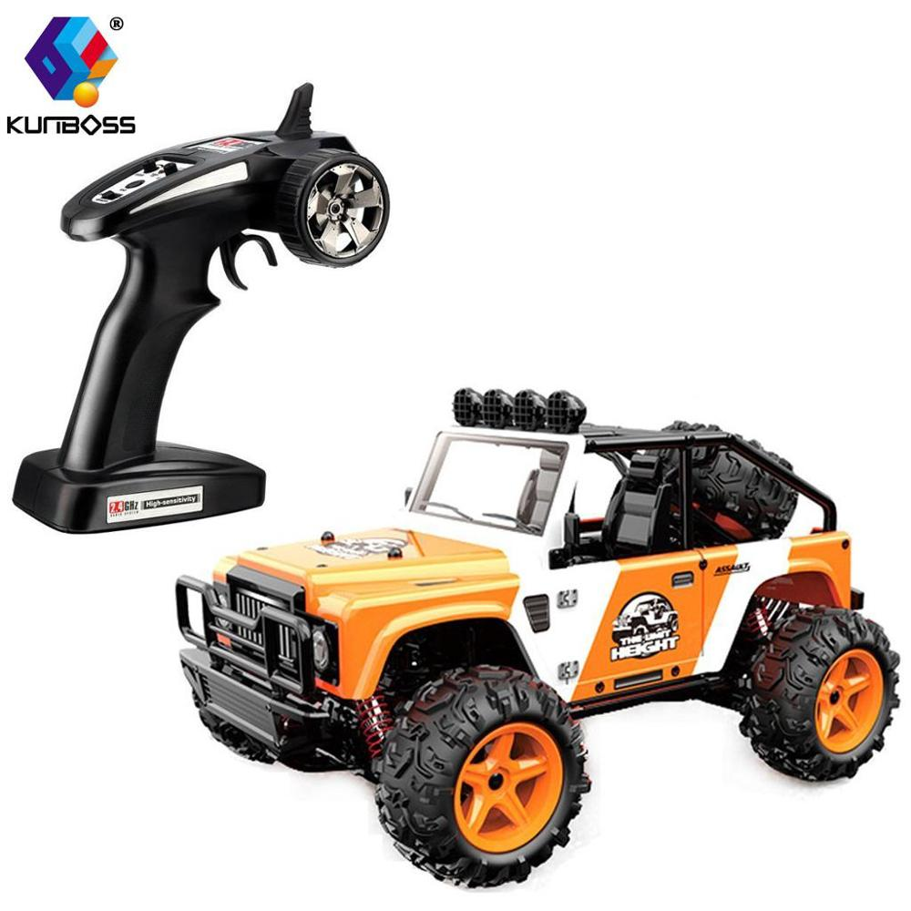 2018 BG1511 Mini RC Off Road 1/22 Scale 25MPH High Speed RC Car 2.4GHz 4WD Desert Buggy