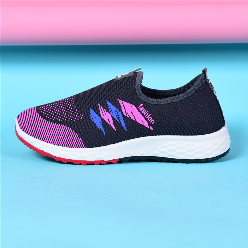 2019 breathable and comfortable casual shoes fashion mens canvas shoes with mens sports shoes flying woven running shoes #12072019 breathable and comfortable casual shoes fashion mens canvas shoes with mens sports shoes flying woven running shoes #1207