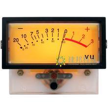 TN-73 VU Meter Head Amplifier DB Power Discharge Fat Table w/Backlight