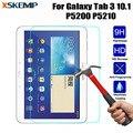 Ultra Sottile HD Ultra Trasparente a prova di Esplosione Vetro Temperato Per Samsung Galaxy Tab 3 10.1