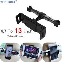 Tablet Car Holder For 4.7-13 in Tablet & Phone Holder Back S