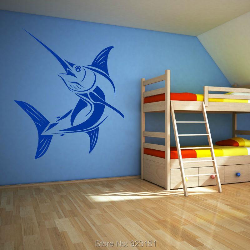 Fish Bedroom – Fishing Bedroom Decor