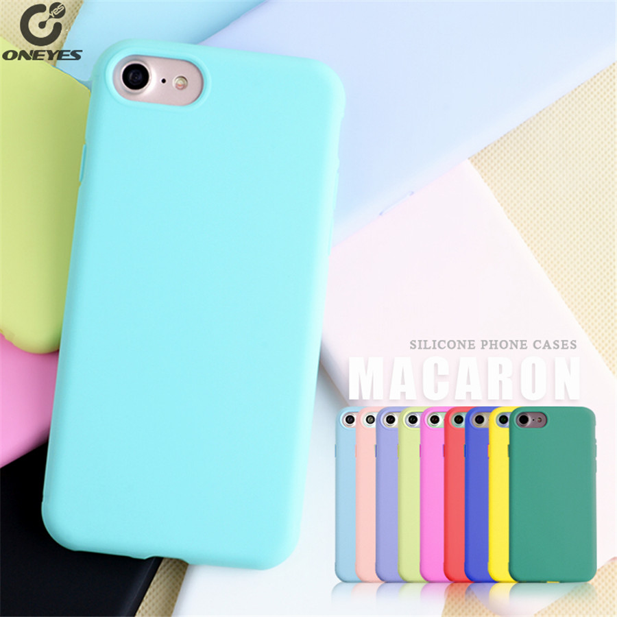 Anti-knock Phone Case For iphone X 6s 6 Plus 7 Plus coque For iphone 6 7 8 8Plus Case Soft Silicon Phone Case For iphone Funde