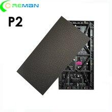 מחיר הנמוך ביותר באיכות גבוהה P2 led מודול 256mm x 128mm, p2 HD led וידאו קיר led מסך מודול 128x64 hub75 smd3in1