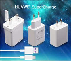 Original HUAWEI Super Charge Charger 5V 4.5A adapter 5A USB Type C Cable fast charging For Mate 9 10 p20 Pro p10 plus honor V10