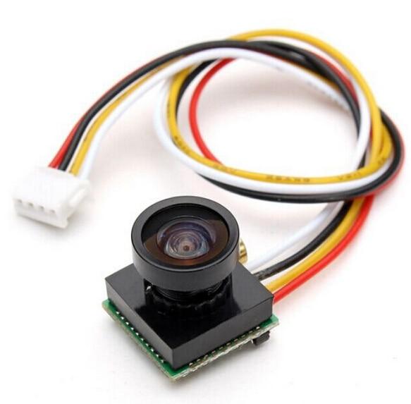 FPV 600TVL 1/4 1.8mm CMOS 170 Degree Wide Angle Lens Camera PAL/NTSC image sensor CCTV camera module chip board UAV Toy Parts