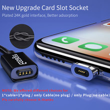 Essager Magnetic Charging Wire Micro USB Cable Magnet Data Cables USBC Type C Cable for Xiaomi mi 9 Samsung Mobile Phone Cables