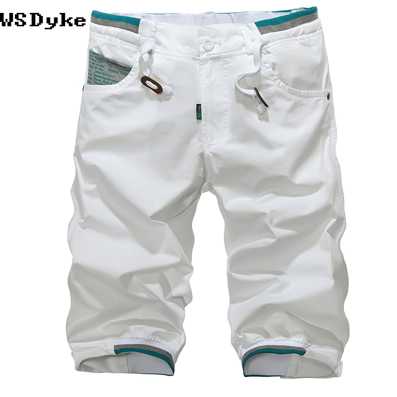 Fashion Cotton Summer Bermuda Homens Good Quality Comfortable Hombres Shorts