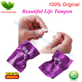 100pcs bangdeli beautiful life tampon vaginal herbal tampons original clean point tampons gynecological disease herb pearls